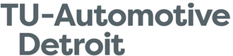 TU Automotive Detroit logo